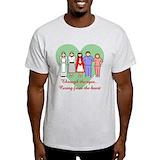 Healthcare Mens Light T-shirts