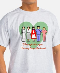Caring From The Heart T-Shirt