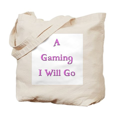 A Gaming I Will Go 1 Tote Bag