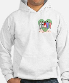 Caring From The Heart Jumper Hoody