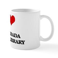 Cute I love libra Mug