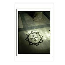 Italian Marble Floor Postcards (Package of 8)