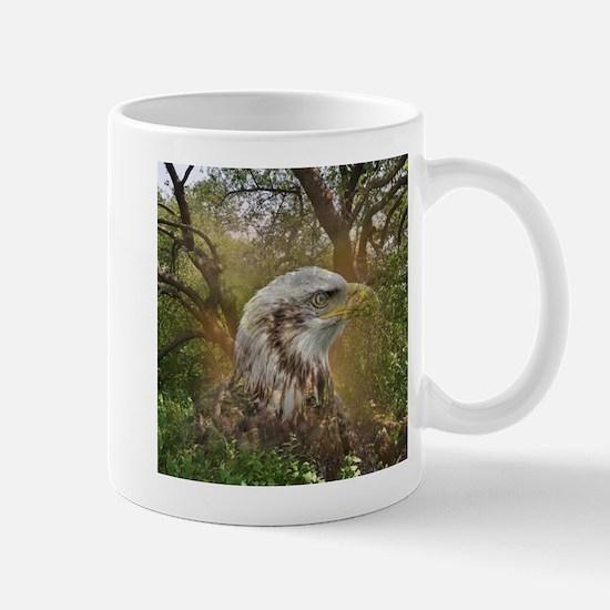 Magic Animals HAWK Mugs