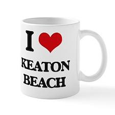 Cute Heart keaton Mug