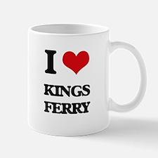 I Love Kings Ferry Mugs