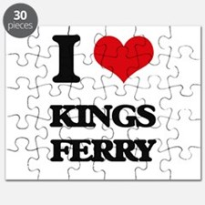 I Love Kings Ferry Puzzle