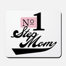 Number One StepMom Mousepad