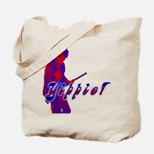 Yippie! Tote Bag
