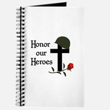 HONOR OUR HEROES Journal