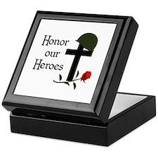 HONOR OUR HEROES Keepsake Box