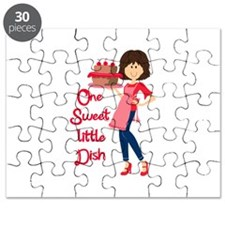 SWEET LITTLE DISH Puzzle