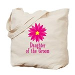 Cool Groom's Daughter Tote Bag