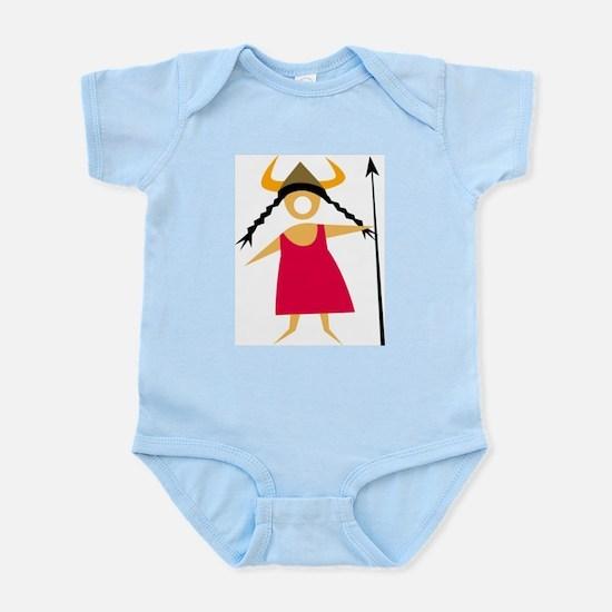 Hildegarde Infant Creeper