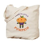Daddy's Little Pumpkin Trick or Treat Bag