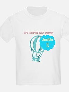 Cute Birthday Travel T-Shirt