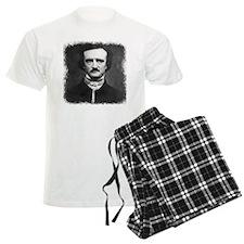Edgar Allen Poe Pjs Pajamas