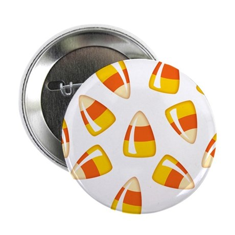 """Candy Corn 2.25"""" Button (10 pack)"""