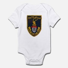 USS WILLARD KEITH Infant Creeper