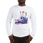 Tsunami Wave Walkers Long Sleeve T-Shirt