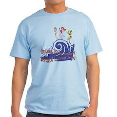 Tsunami Wave Walkers T-Shirt