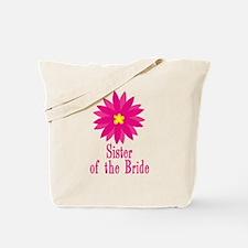 Bride's Sister Tote Bag