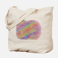 Dreamy Fusion Parallels Tote Bag