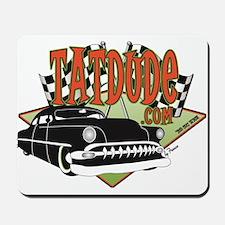 Tatdude Logo Mousepad