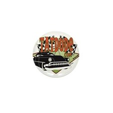 Tatdude Logo Mini Button