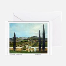 Tuscan Hillside Greeting Cards (Pk of 10)