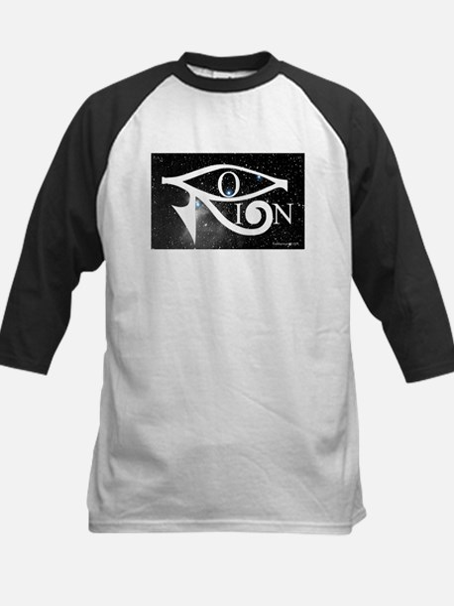 Orion and Eye of Horus Baseball Jersey