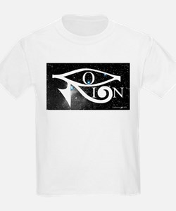 Orion And Eye Of Horus T-Shirt