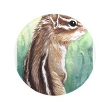 "chipmunk-design.jpg 3.5"" Button"