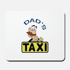 DADS TAXI Mousepad