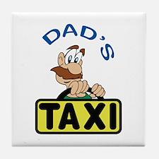 DADS TAXI Tile Coaster