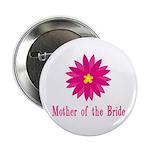 Bride's Mother Button