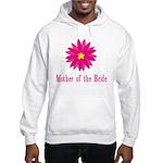 Bride's Mother Hooded Sweatshirt