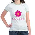 Bride's Mother Jr. Ringer T-Shirt