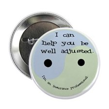 """Well Adjusted"" Button"