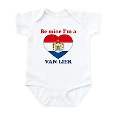 Van Lier, Valentine's Day Infant Bodysuit