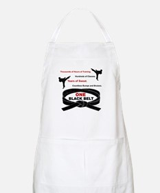 ONE Black Belt 1 BBQ Apron