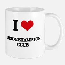 I Love Bridgehampton Club Mugs