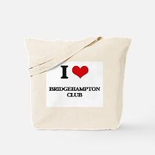 I Love Bridgehampton Club Tote Bag