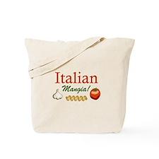 ITALIAN MANGIA Tote Bag