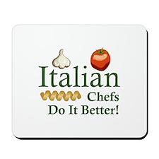 ITALIAN CHEFS Mousepad