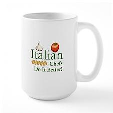ITALIAN CHEFS Mugs