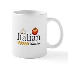 ITALIAN CUISINE Mugs