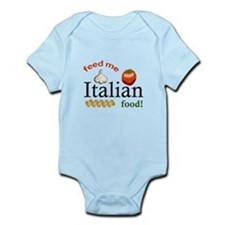 FEED ME ITALIAN Body Suit