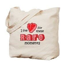 RARE MOMENTS Tote Bag