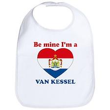 Van Kessel, Valentine's Day Bib
