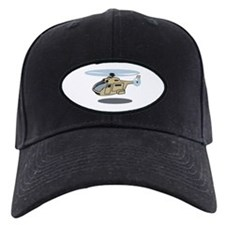 MILITARY HELICOPTER Baseball Hat